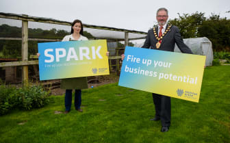 Spark Launch/Green Fingers 1