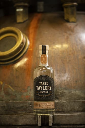 Tareq Taylor Craft Gin Destillation 2