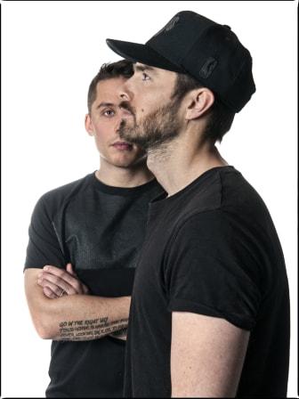 Albin & Mattias, 21 juli - Sommartorsdagarna® 2016