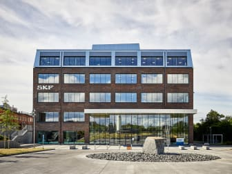 SKF:s nya huvudkontor