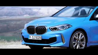 Den nye BMW 1-serie