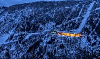 Rjukan - Vemork  Rjukan- Ian Brodie - VisitNorway.com