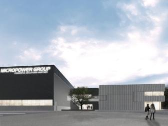 Micropower Group batterifabrik