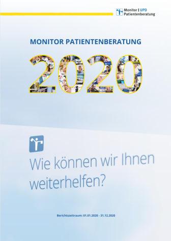Monitor Patientenberatung 2020