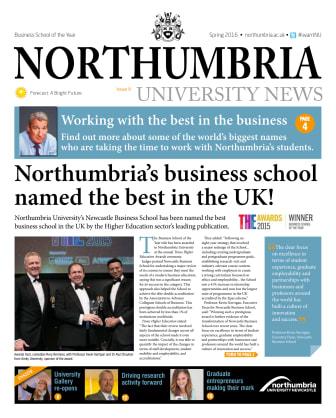 Northumbria University News Issue 9
