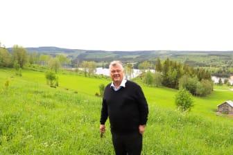 Dan Olofsson, grundare av Projekt Kaxås.