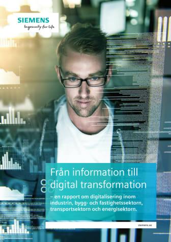 Från information till digital transformation