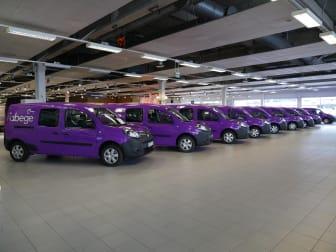 18 Renault Kangoo ZE till Fabege