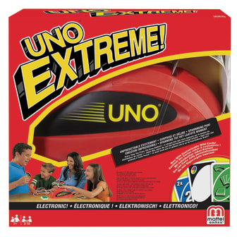 UNO Extreme -Spielcover