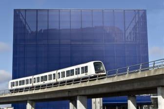 Copenhagen Driverless metro