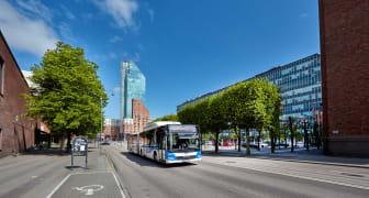 Västerås Buss i trafik Skrapan Svealandstrafiken AB