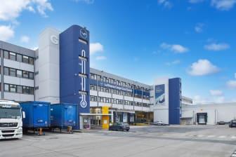 Lufthansa Cargo Cool Center Frankfurt