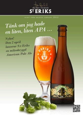 I år ska ölet smaka APA