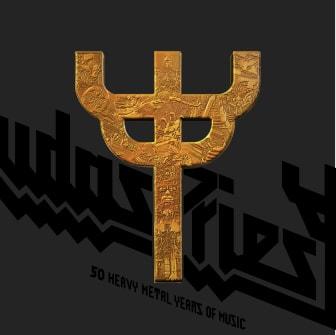Judas Priest 50HMMY Box set packshot