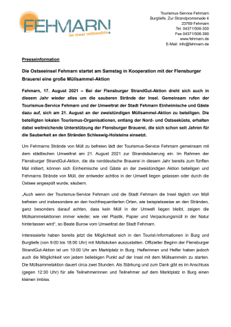 Pressemitteilung_Tourismus-Service Fehmarn_Flensburger StrandGut Aktion 2021.pdf