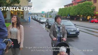 Kontaktcenter - svensk text