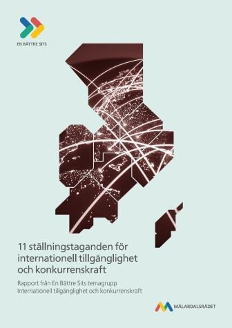 Internationell tillganglighet och konkurrenskraft - Rapport 2020