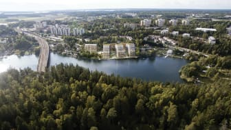 Riksbyggen, Svartviks Strand, Kungsängen, 1