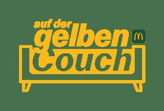 Auf der gelben Couch - McDonald's Deutschland LLC