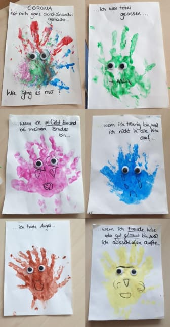 HORIZONT_Kinder malen Gefühle_CORONA