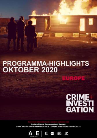 Crime+Investigation Programma - Highlights oktober 2020