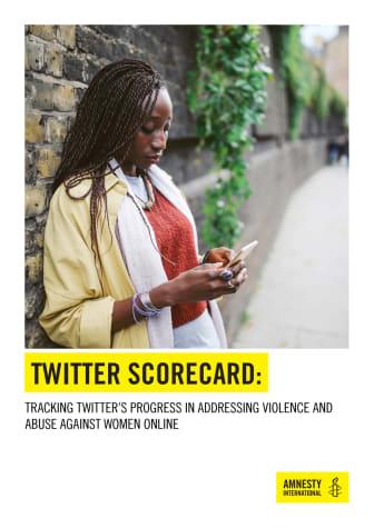 Rapporten Twitter Scorecard