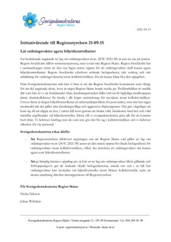 Initiativärende till RS - Ordningsvakter tjuvåkare.pdf
