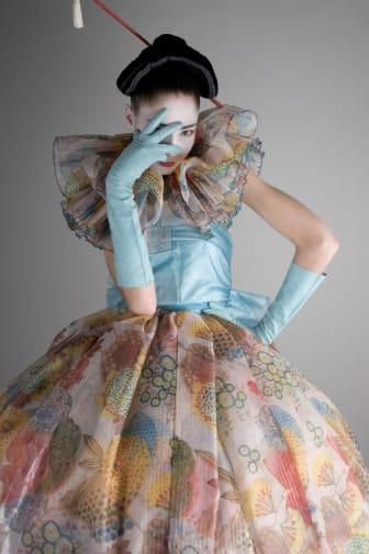 Studiobilder från Konfektyr Couture