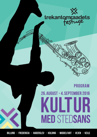 Program for Trekantområdets Festuge 2016