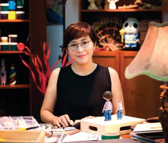 2020 års pristagare Baek Heena