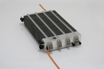 Blue World Technologies_Methanol fuel cell stack