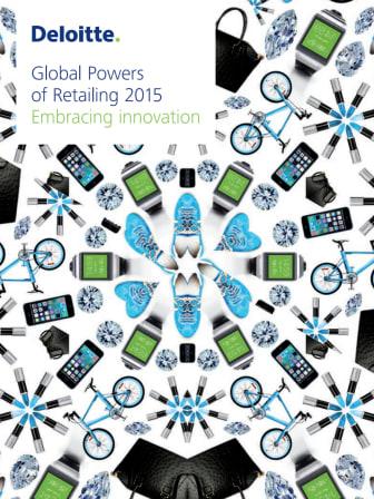 Global Powers of Retailing 2015