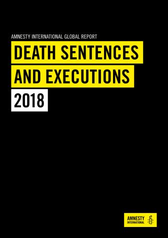 Världen: Dödsstraffet under 2018