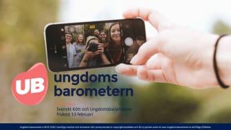 Ungdomsbarometern + Svenskt Kött Presskit