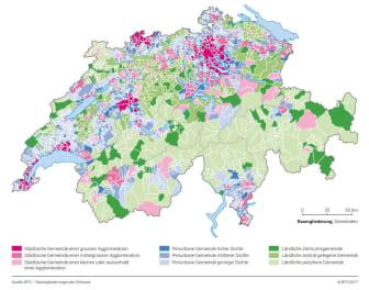 Gemeindetypologien Karte_DE_ImmoScout24