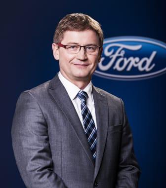 Bogdan Glod - ny VD för Ford i Sverige