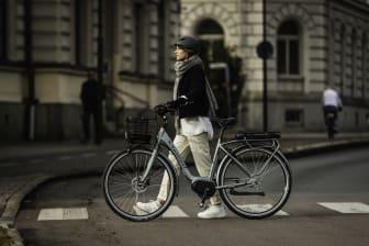 Crescents smartcykel Ellie