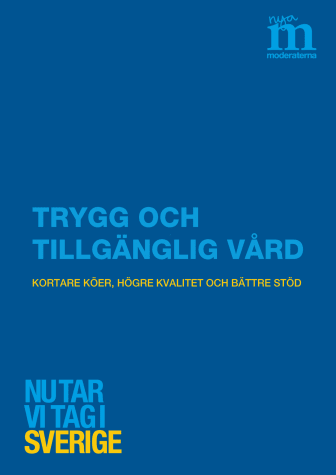 Rapport Tillgänglig vård med nationella cancerstrategin