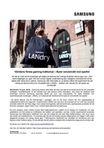 Världens första gaming-tvättomat – Byter smutstvätt mot speltid