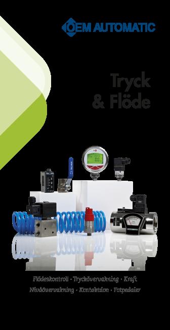 OEM Automatic - Tryck & Flöde
