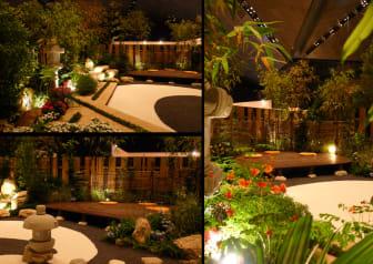 Accoya® Decking @ Singapore Garden Festival 2012