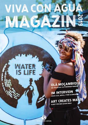 Viva con Agua Magazin 2019