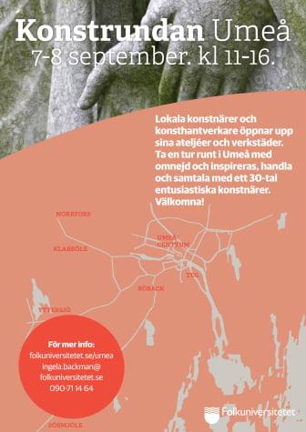 Konstrundan Umeå 2019