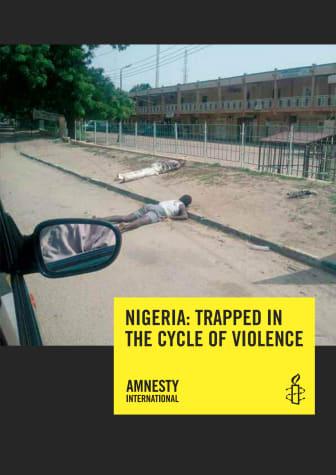 Nigeria: Fångade i en våldsspiral