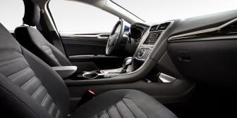 Nya avancerade Ford Fusion visar vägen till nästa Mondeo - bild 3