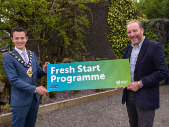 50+ Fresh Start Programme launched to help over 50s get into business
