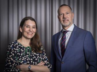 Monica Lagercrantz & Dennis Westermark