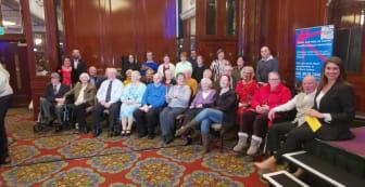 Dementia Choir 'truly humbled' after winning charity award