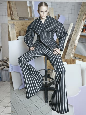 Hanna Björklund Olsson inspirerad av Filippa K