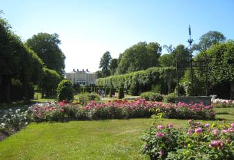 Rosengården på Julita gård